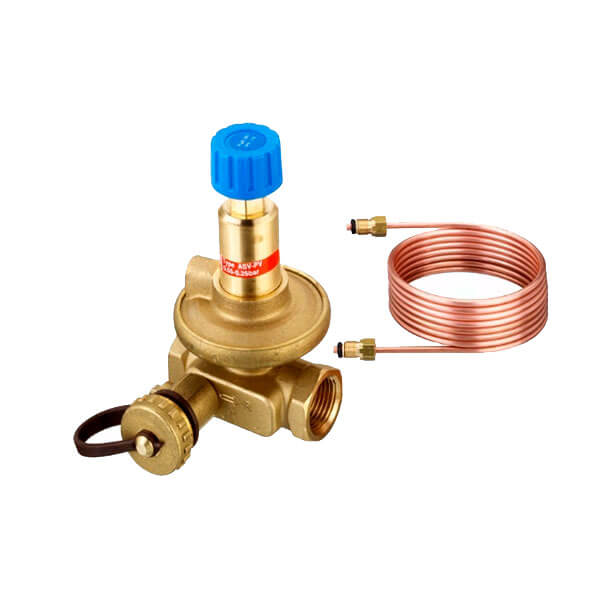 Автоматические балансировочные клапаны Danfoss ASV-PV с изменяемой настройкой перепада давления