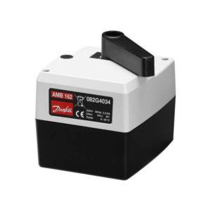Электроприводы Danfoss AMB для клапанов HRB3