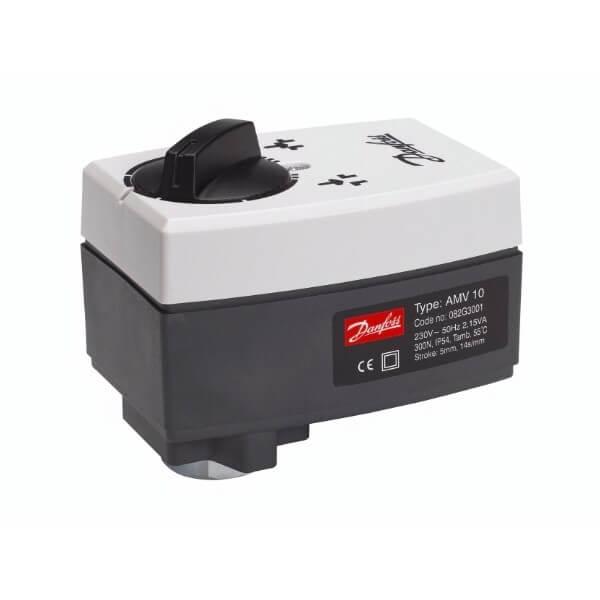 Электроприводы Danfoss AMV для клапанов VB2