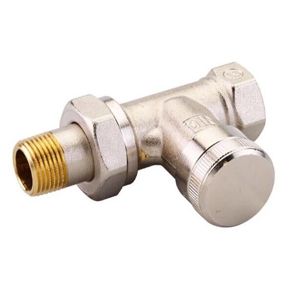 Радиаторный клапан Danfoss обратный прямой типа RLV