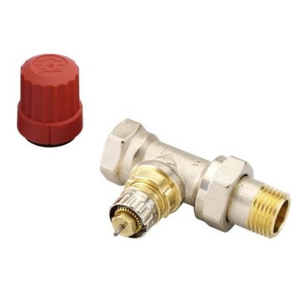 Термостатический клапан Danfoss прямой типа RTR-N бывшее название RA-N