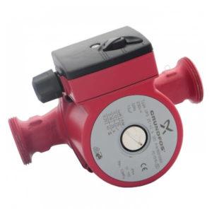 Рециркуляционные насосы Grundfos Up Comfort для систем горячего водоснабжения