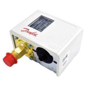 Прессостаты Danfoss для воды, воздуха и других сред