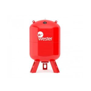 Расширительные мембранные баки Wester для систем отопления