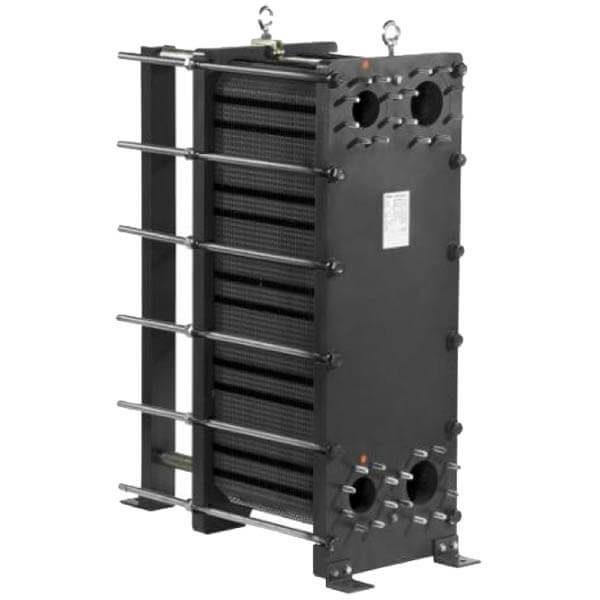 Пластинчатые теплообменники Danfoss для систем горячего водоснабжения