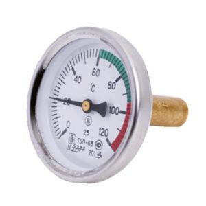 Биметаллический термометр TBP-63